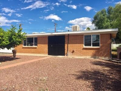 4833 S Mountain Avenue, Tucson, AZ 85714 - #: 21827963