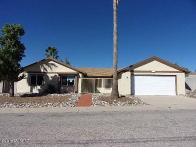 10015 E Nicaragua Lane, Tucson, AZ 85730 - #: 21829470