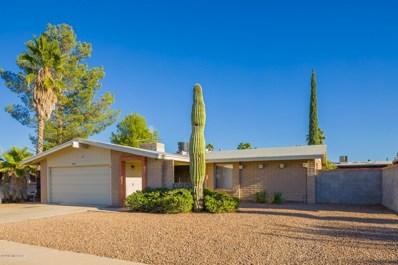8344 E Salinas Drive, Tucson, AZ 85730 - #: 21830749