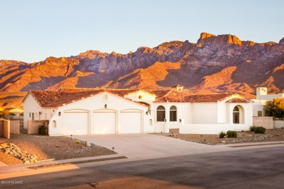 11064 N Pusch Ridge View Place, Oro Valley, AZ 85737 - #: 21900483