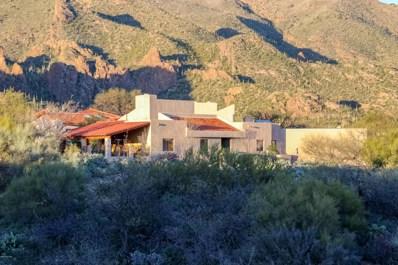 6741 N Avenida De Las Palazas, Tucson, AZ 85750 - #: 21900797