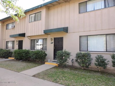 1330 S Avenida Polar UNIT E-4, Tucson, AZ 85710 - #: 21921166