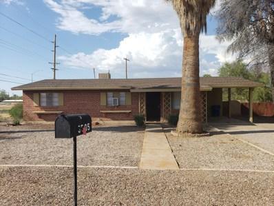 3505 E Hampton Street, Tucson, AZ 85716 - #: 21923595