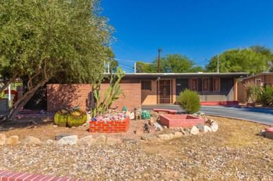 6101 E Sunny Drive, Tucson, AZ 85712 - #: 21927455