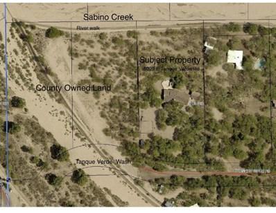 8029 E Tanque Verde Road, Tucson, AZ 85749 - #: 21928472