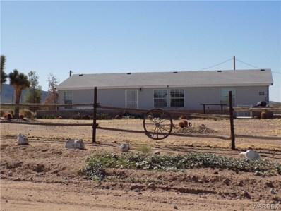 11070 W Bonanza Avenue, White Hills, AZ 86445 - #: 952752