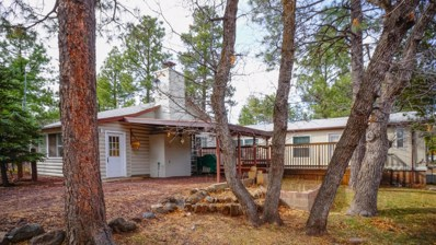 3182 Rainbow Lake Drive, Lakeside, AZ 85929 - #: 218527