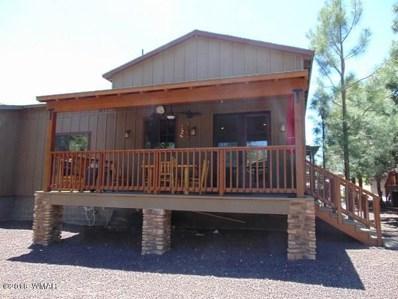 W 5350 Glen Abbey Trail, Lakeside, AZ 85929 - #: 219717