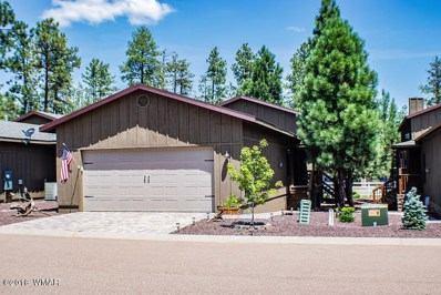 W 5378 Glen Abbey Trail, Lakeside, AZ 85929 - #: 221143