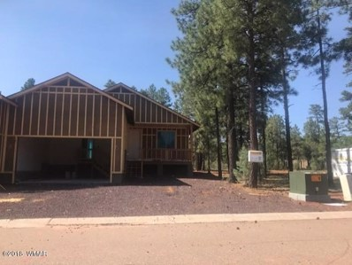 W 5463 Glen Abbey Trail, Lakeside, AZ 85929 - #: 221552