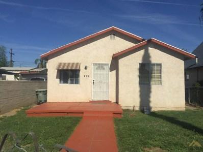 822 Q Street, Bakersfield, CA 93304 - #: 21905016