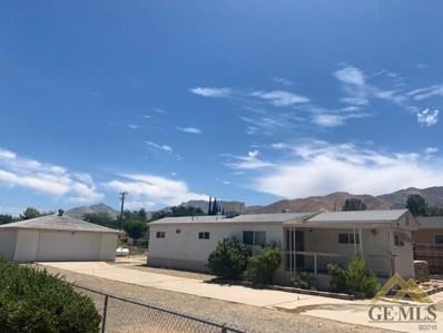 4536 Mesa Drive, Lake Isabella, CA 93240 - #: 21908969