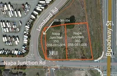 350 Napa Junction Road, American Canyon, CA 94503 - #: 21523745