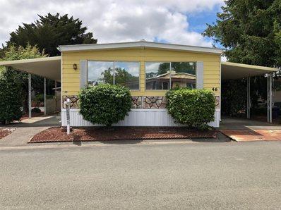 46 Plymouth Way, Santa Rosa, CA 95403 - #: 21813435