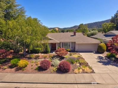 8917 Oakmont Drive, Santa Rosa, CA 95409 - #: 21817495
