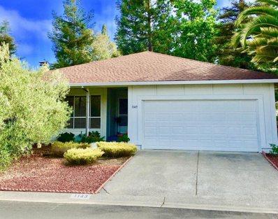 1143 Hillside Drive, Healdsburg, CA 95448 - #: 21819130