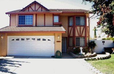 119 Mica Drive, Vallejo, CA 94589 - #: 21823063