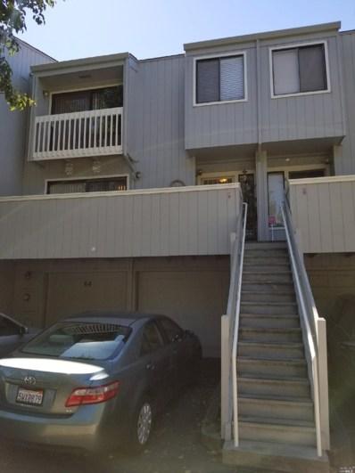 165 Oddstadd Drive UNIT 64, Vallejo, CA 94589 - #: 21824351