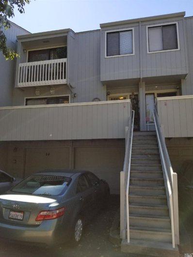 165 Oddstad Drive UNIT 64, Vallejo, CA 94589 - #: 21828672