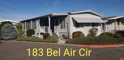 183 Bel Air Circle, Fairfield, CA 94533 - #: 21831211
