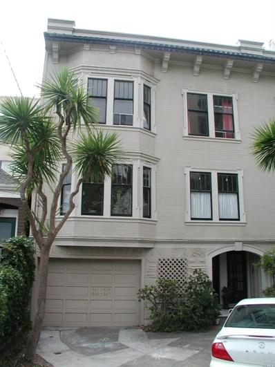 943 Lombard St Street, San Francisco, CA 94115 - #: 21903088