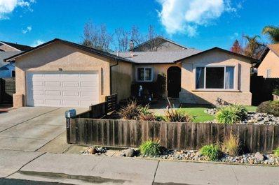 812 Mosswood Drive, Suisun City, CA 94585 - #: 21930846