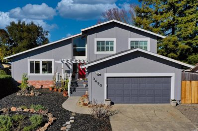 3490 Twin Oaks Court, Napa, CA 94558 - #: 22003379