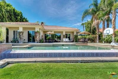 404 Loch Lomond Road, Rancho Mirage, CA 92270 - #: 18354368PS