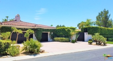 1346 Barrymore Place, Palm Springs, CA 92262 - #: 18370122PS