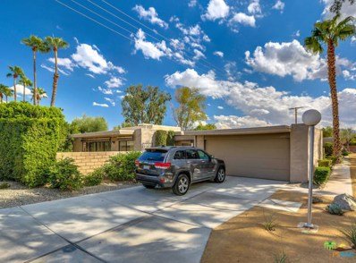 1749 E Sandalwood Drive, Palm Springs, CA 92262 - #: 18389556PS