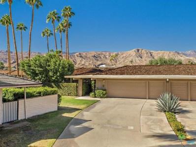 4 Eric Circle, Rancho Mirage, CA 92270 - #: 18396128PS