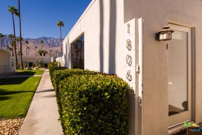1806 Sandcliff Road, Palm Springs, CA 92264 - #: 18401638PS