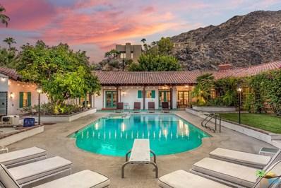 610 N Via Monte Vista, Palm Springs, CA 92262 - #: 18406400PS
