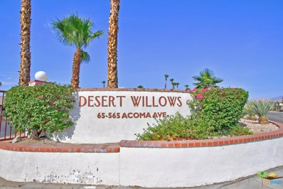 65565 Acoma Avenue UNIT 102, Desert Hot Springs, CA 92240 - #: 18413818PS