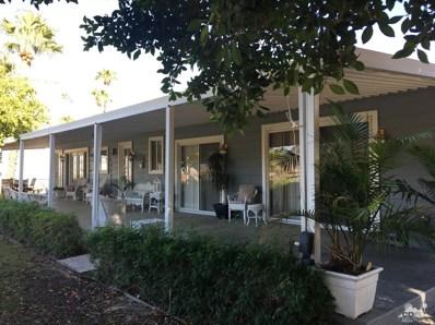 102 Country Club Drive, Palm Desert, CA 92260 - #: 218025706
