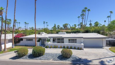 1632 S Sagebrush Road, Palm Springs, CA 92264 - #: 218026046