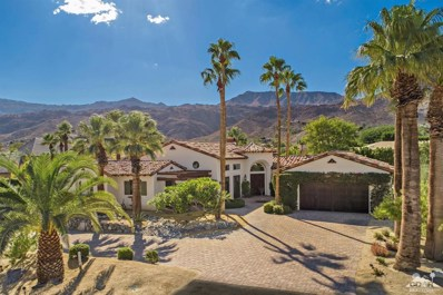 48335 Painted Canyon Road, Palm Desert, CA 92260 - #: 218026068