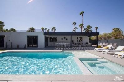 2390 N Los Alamos Road, Palm Springs, CA 92262 - #: 218028512