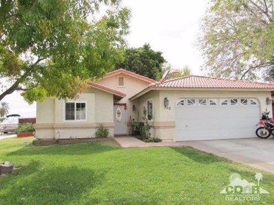 310 W Chaparral Drive, Blythe, CA 92225 - #: 218032282