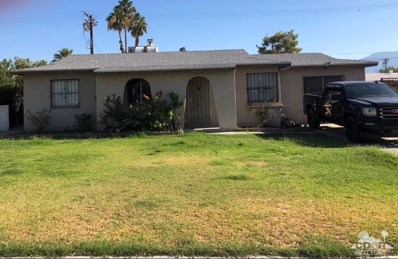 82091 Orange Grove Avenue, Indio, CA 92201 - #: 219024077