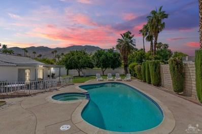 2210 E Calle Papagayo, Palm Springs, CA 92262 - #: 219024517
