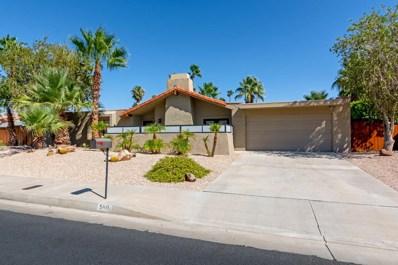 550 N Burton Way, Palm Springs, CA 92262 - #: 219031858