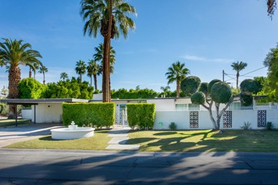 510 S Beverly Drive, Palm Springs, CA 92264 - #: 219032132