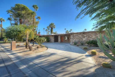 632 S Beverly Drive, Palm Springs, CA 92264 - #: 219032254