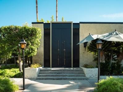 350 W Via Lola, Palm Springs, CA 92262 - #: 219033920