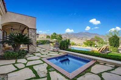 2 Mirada Circle, Rancho Mirage, CA 92270 - #: 219037297
