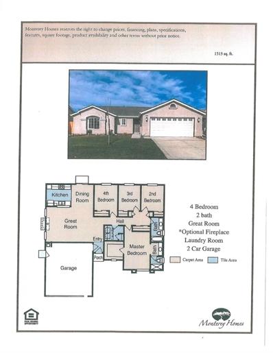 8390 17th Avenue UNIT Lot18, Parlier, CA 93648 - #: 511899