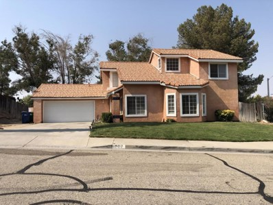 237 Tahquitz Place, Palmdale, CA 93550 - #: 18008508