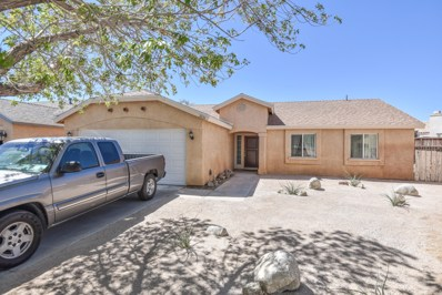 3231 Geri Court, Rosamond, CA 93560 - #: 18009901