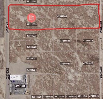 20th St W And Ave A, Rosamond, CA 93560 - #: 20004867